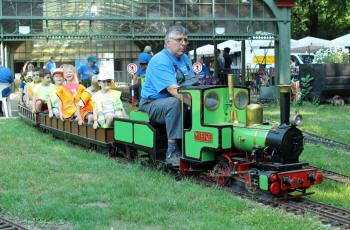 kind gratis met trein